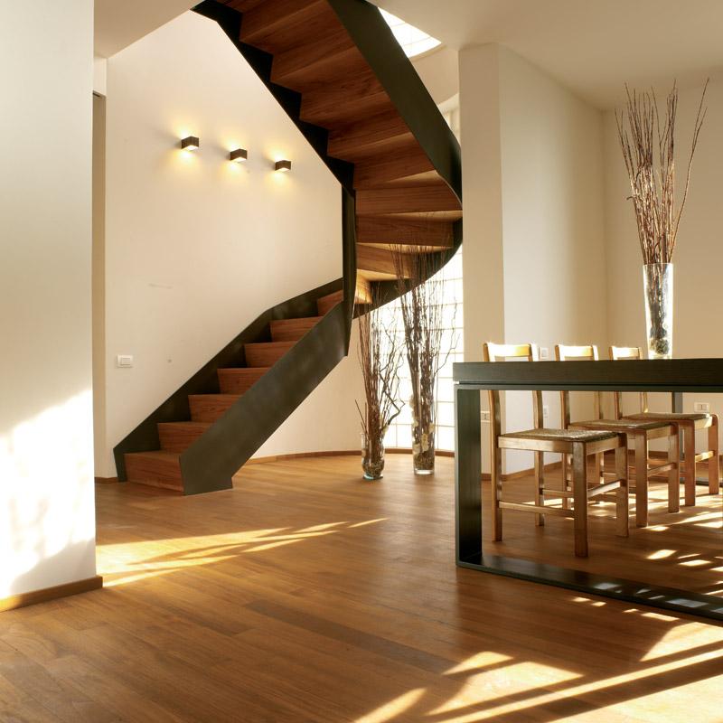 Lucacrea progettazione realizzazione e posa in opera di - Immagini scale interne moderne ...