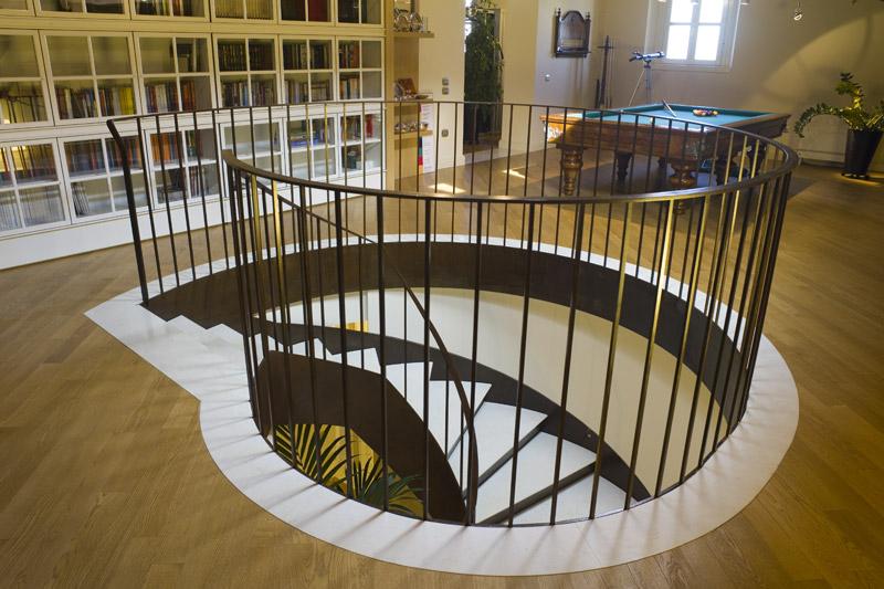 spesso Progettazione scale interne | scala interna design | scale da  CV56